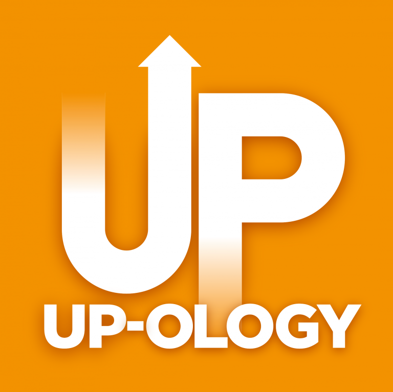 Nick Psaila - UP-OLOGY - logo lockup