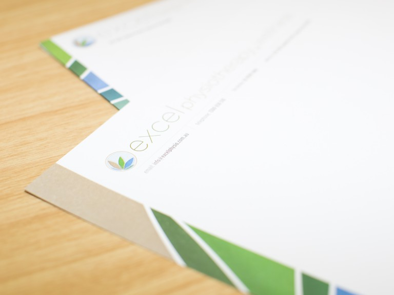 excel letterhead - beauty