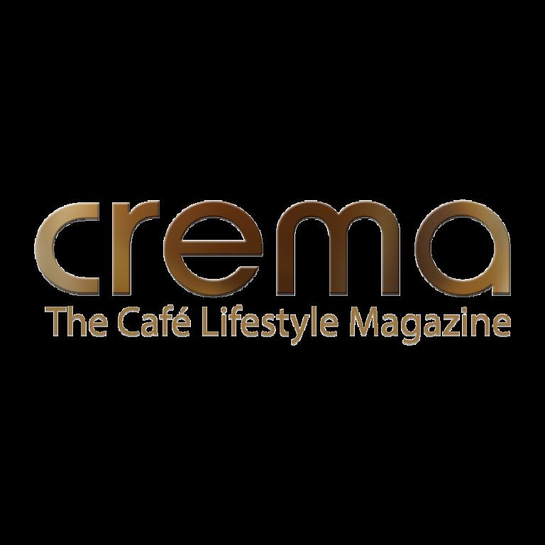 crema lifestyle magazine - logo