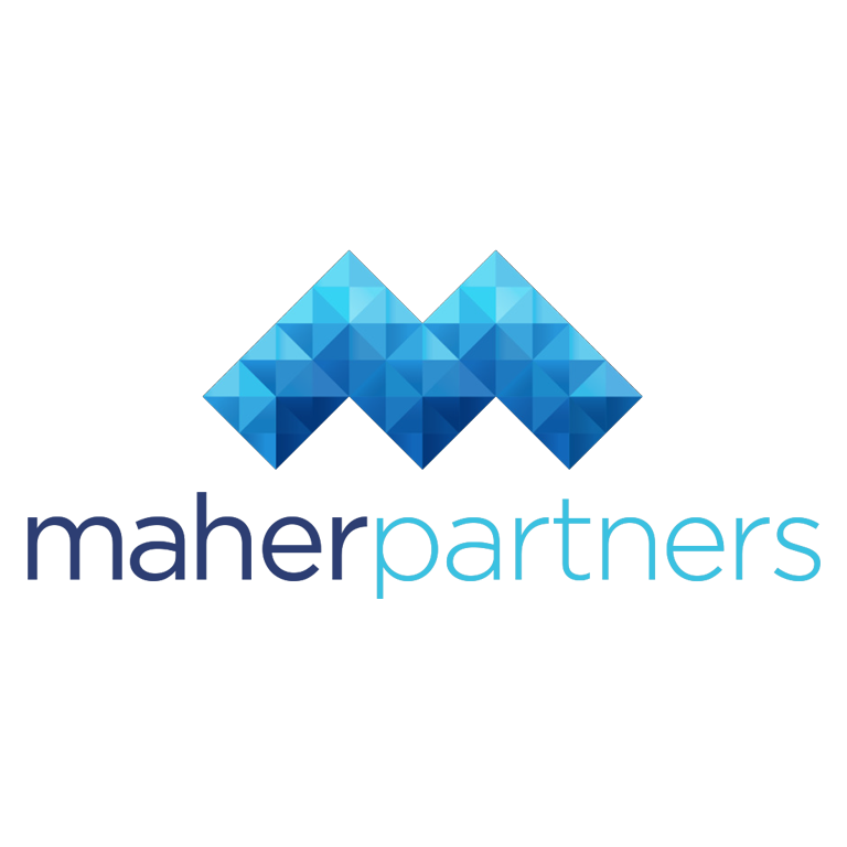 maher group - maher partners stack logo