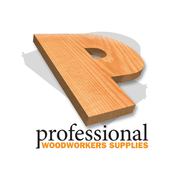 professional woodworkers supplies logo