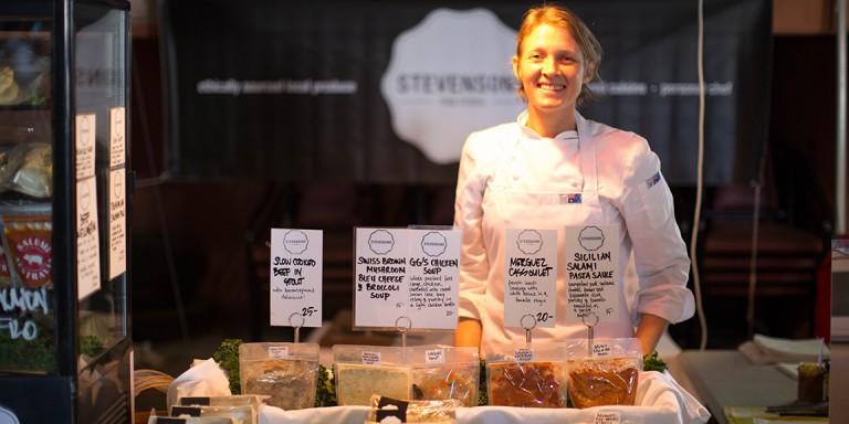 Foragers Markets, Bulli NSW - Meg Stevenson, Stevenson Fine Foods