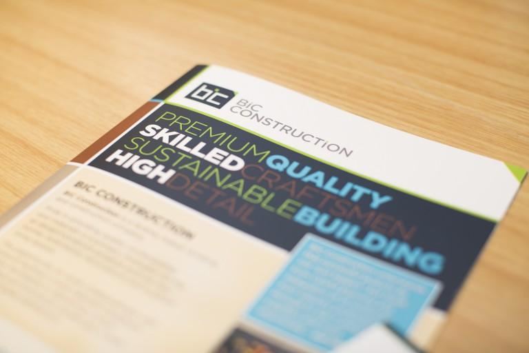 BIC Construction - brochure - beauty