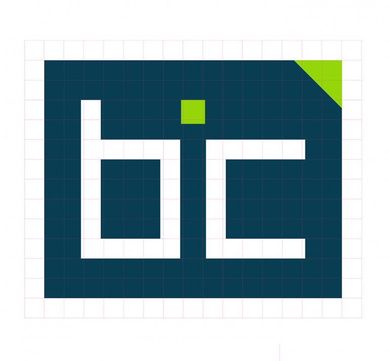 BIC Construction identity - icon spatial matrix