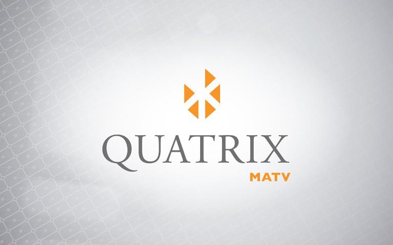 quatrix matv logo stack positive