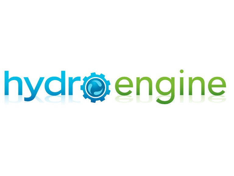 hydro-engine logo white bg