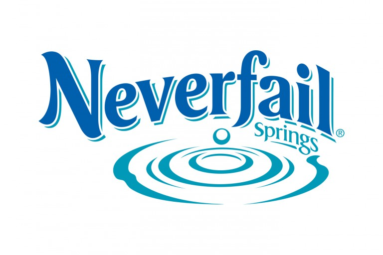 Neverfail Springwater Limited - brand mark large