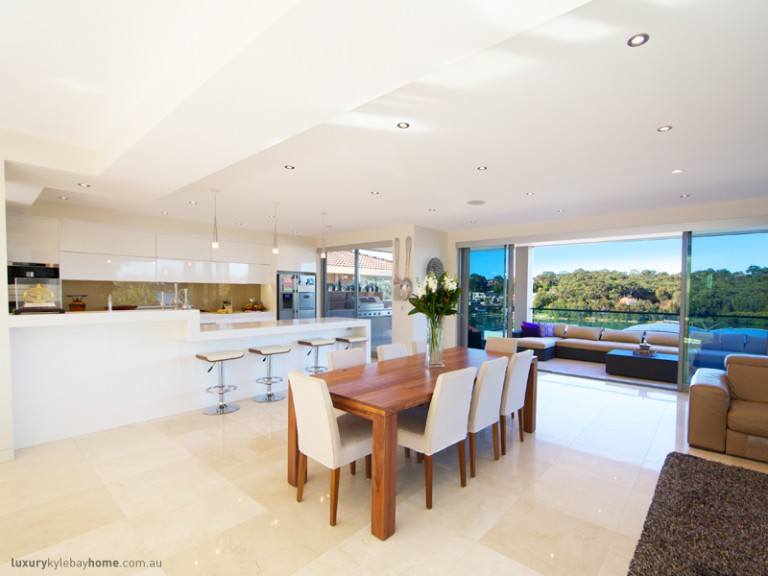 Kyle Parade - open plan living/dining